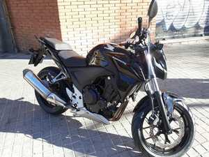 Honda CB 500 F  - Foto 2