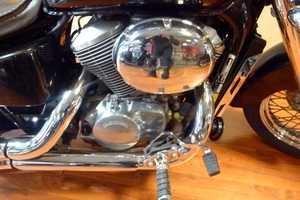 Honda Shadow 600   - Foto 2