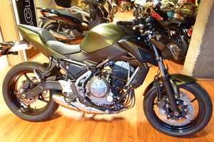 Kawasaki Z 650 ABS  - Foto 2