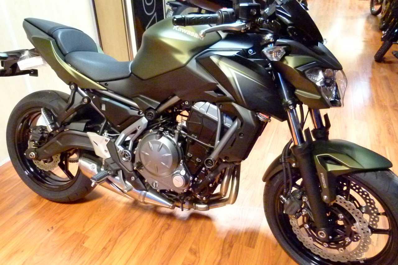 Kawasaki Z 650 ABS  - Foto 1