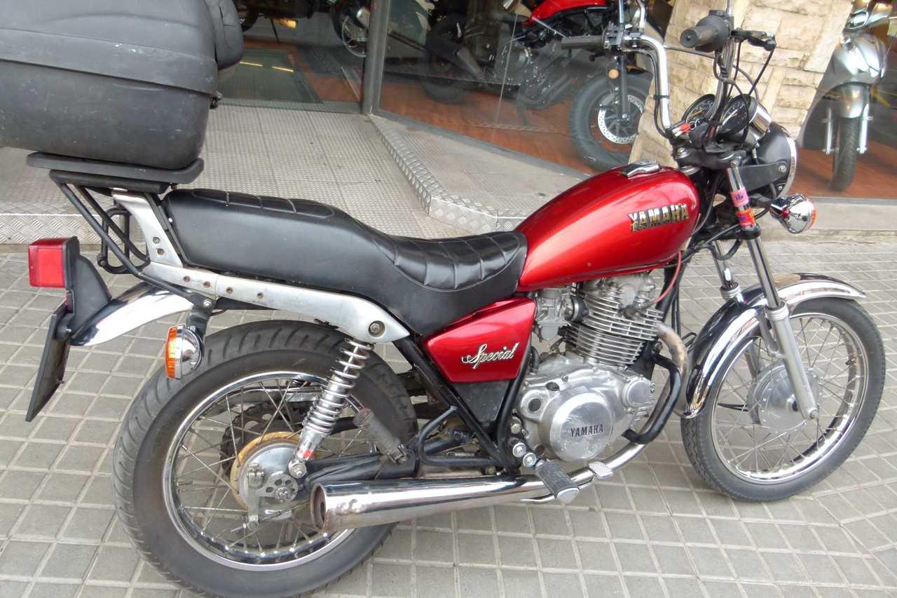 Yamaha SR 250   - Foto 1