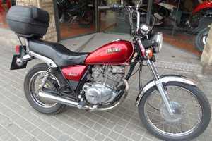 Yamaha SR 250   - Foto 2