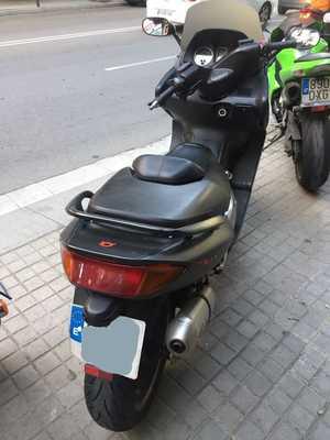 Yamaha TMAX 500 Black Max  - Foto 3