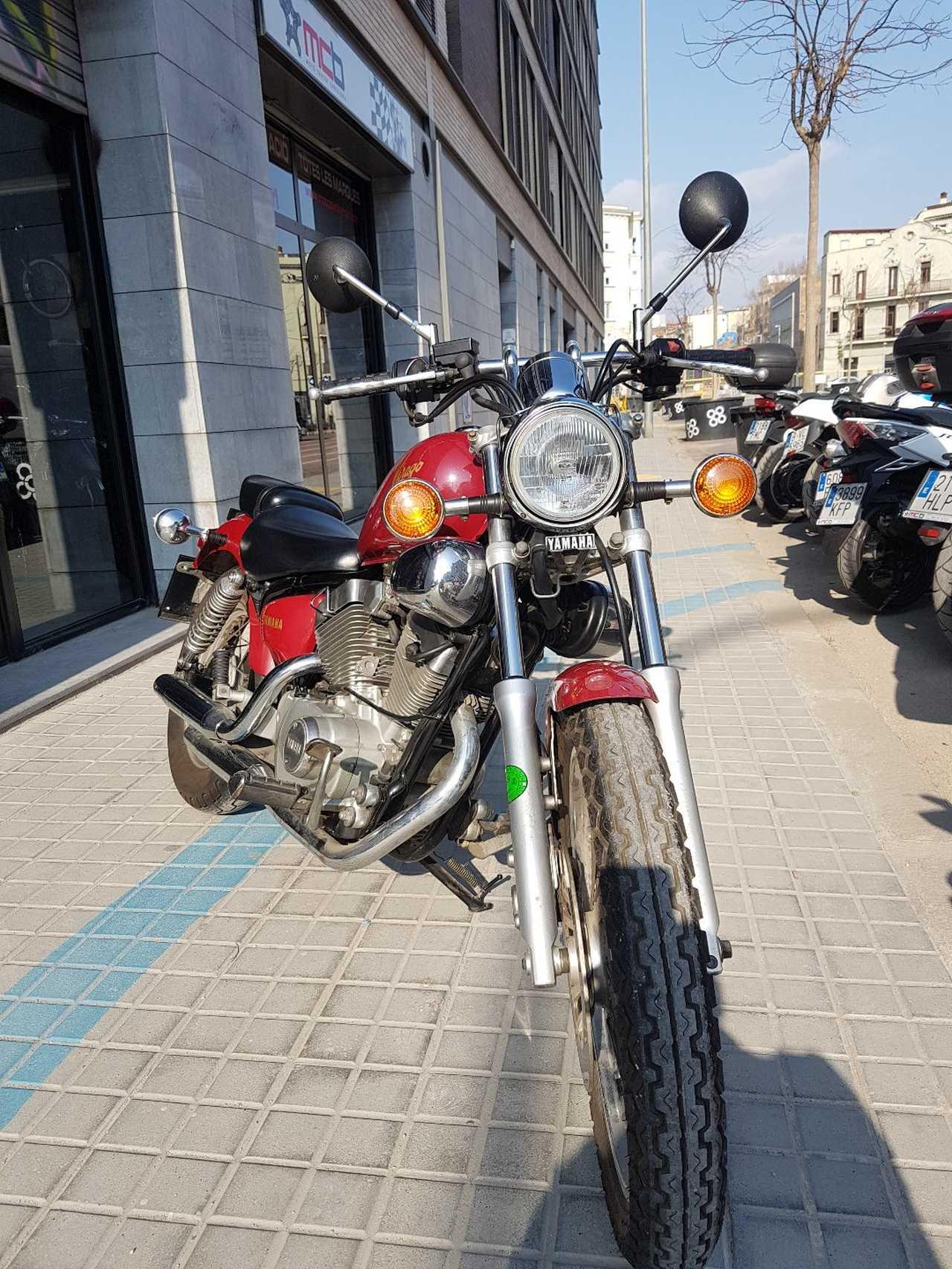 Yamaha XV 250 Virago   - Foto 1