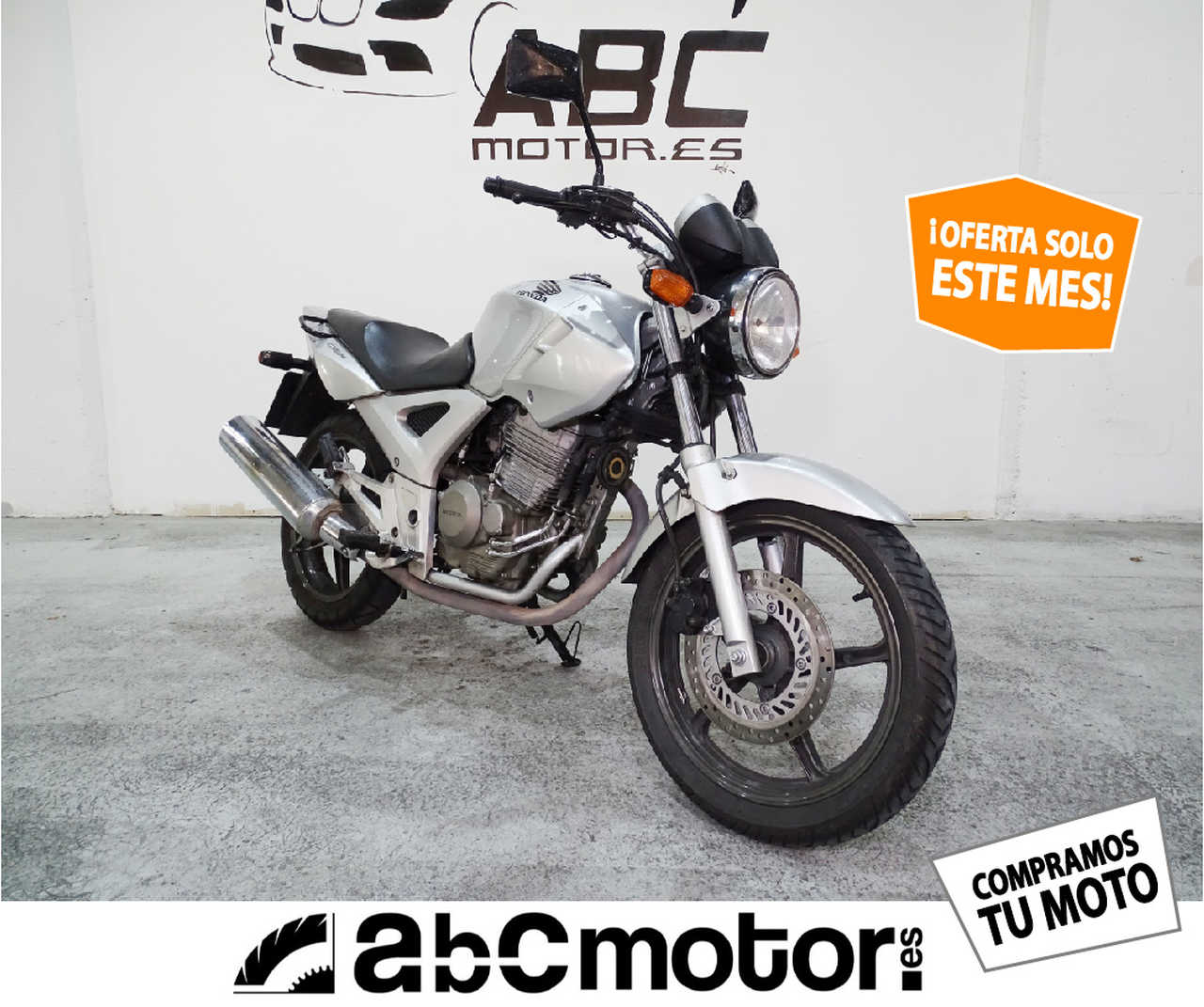 Honda CBF 250   - Foto 1
