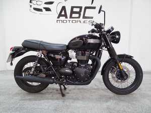 Triumph Bonneville T100 Black  - Foto 3