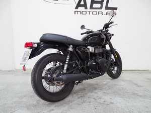 Triumph Bonneville T100 Black  - Foto 2