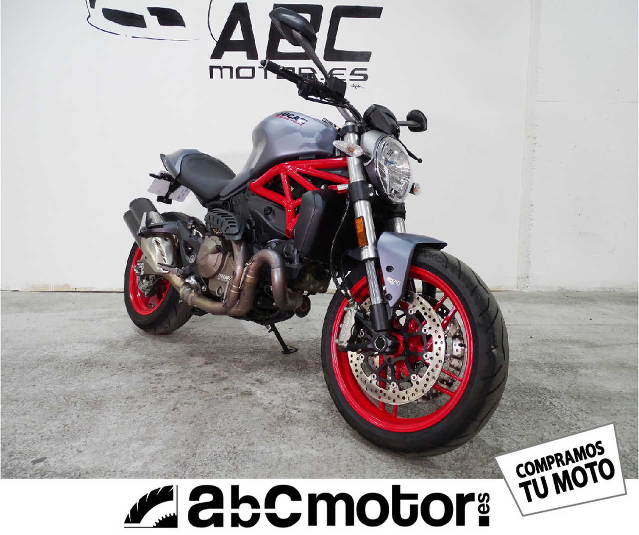 Ducati Monster 821 A2 ABS  - Foto 1