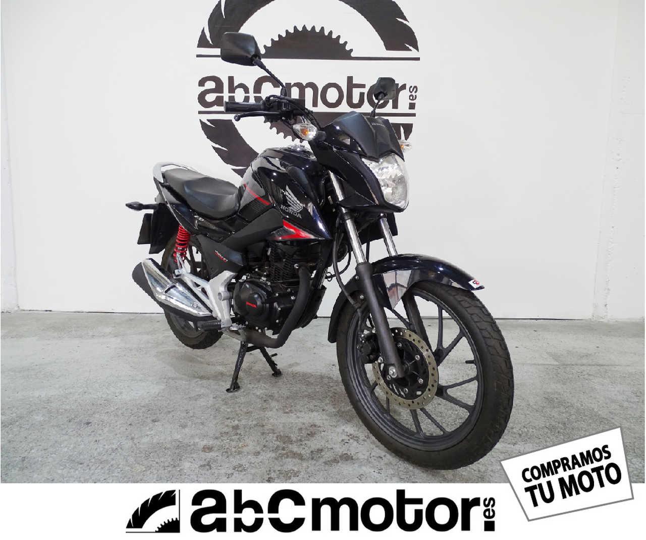 Honda CB 125 F  - Foto 1