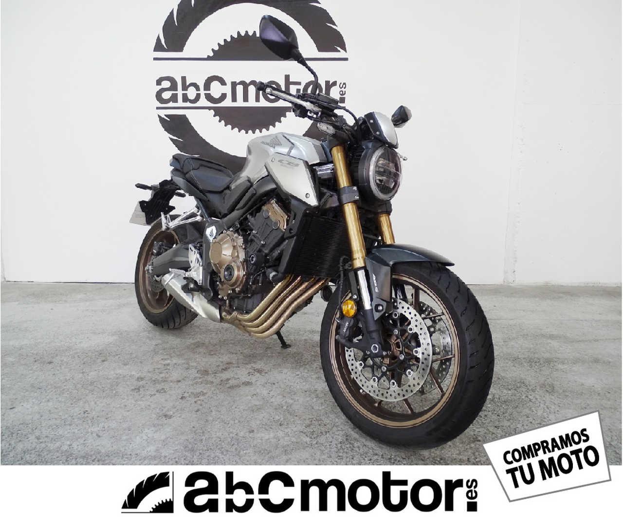 Honda CB 650 R ABS  - Foto 1