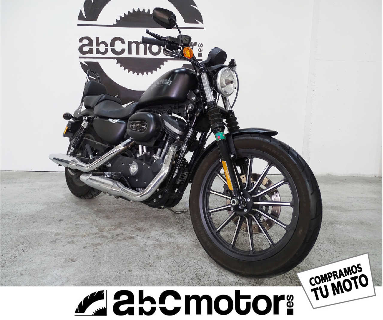 Harley-Davidson Sportster 883 IRON A2  - Foto 1