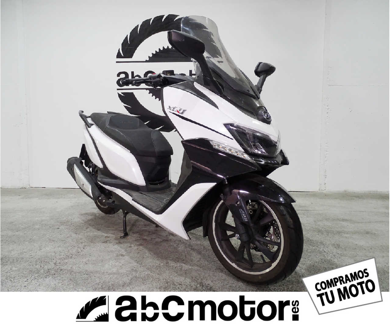 Daelim Otros  XQ1 125 ABS  - Foto 1