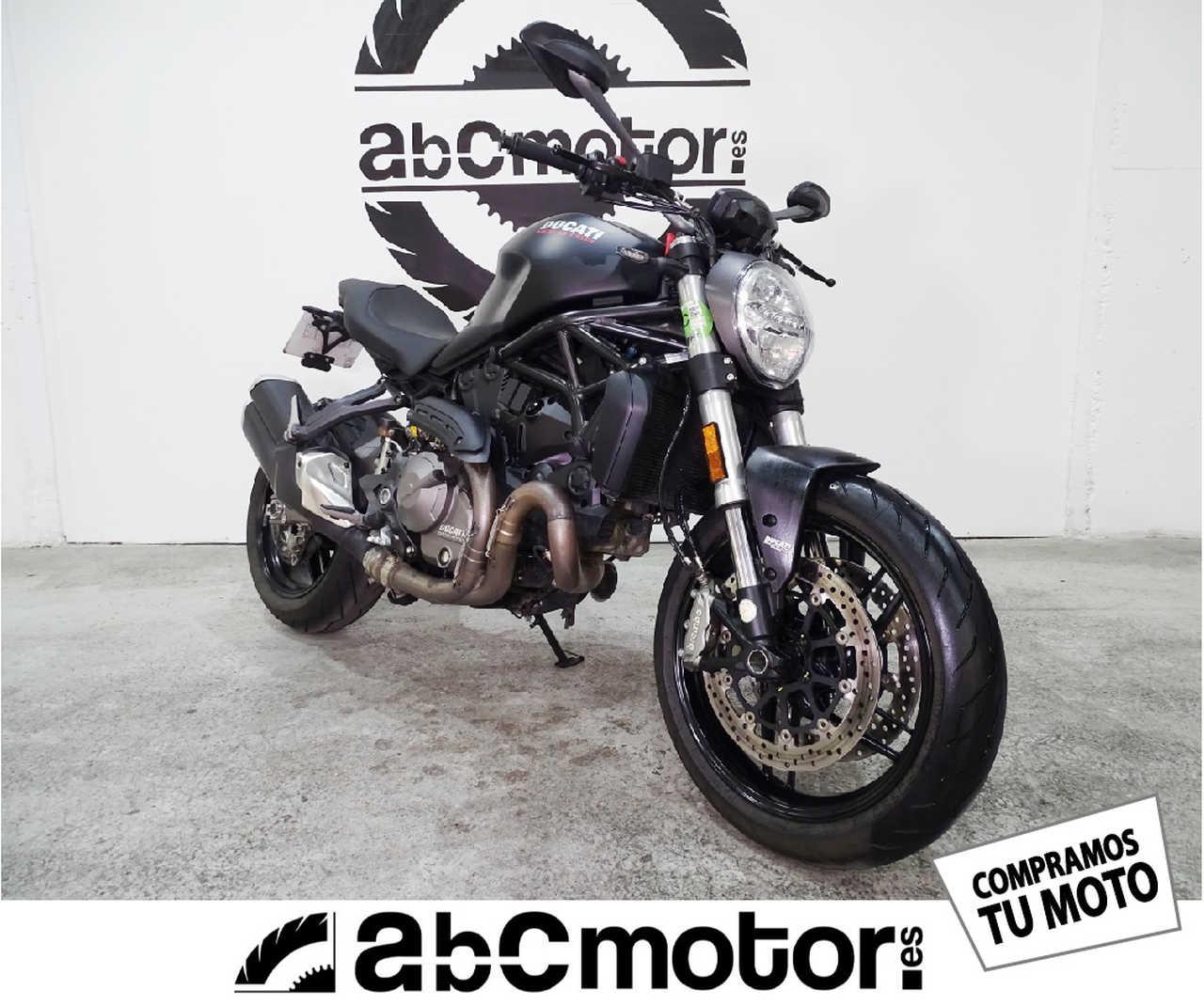 Ducati Monster 821 ABS  - Foto 1