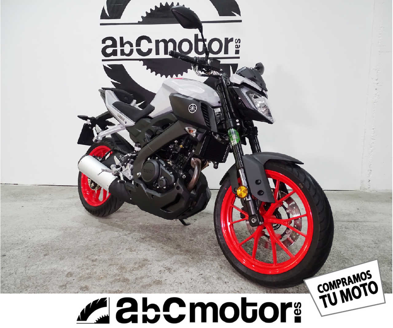 Yamaha MT-125 ABS  - Foto 1