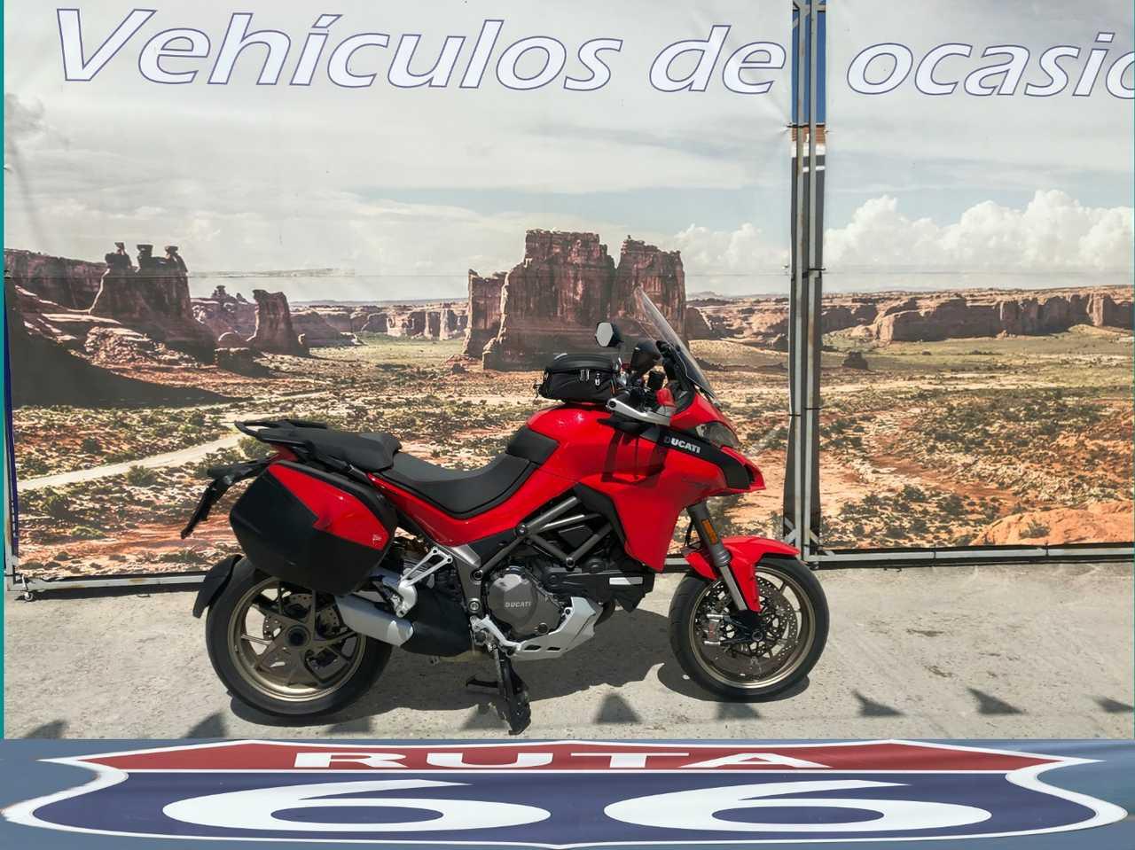 Ducati Multistrada 1200 Multistrada 1260 S  - Foto 1