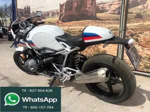 BMW R nineT Racer  - Foto 3