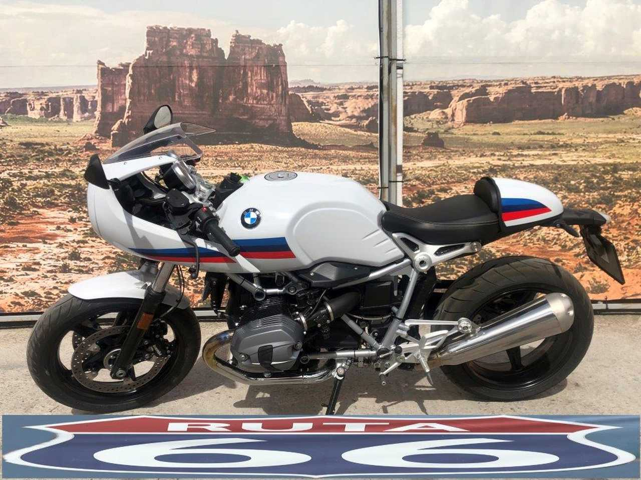 BMW R nineT Racer  - Foto 1
