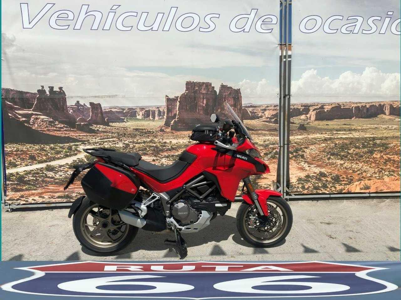 Ducati Multistrada 1200 1260S  - Foto 1