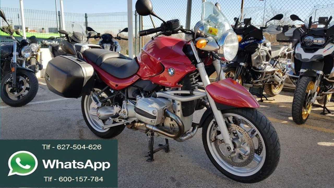 BMW R 850 R   - Foto 1