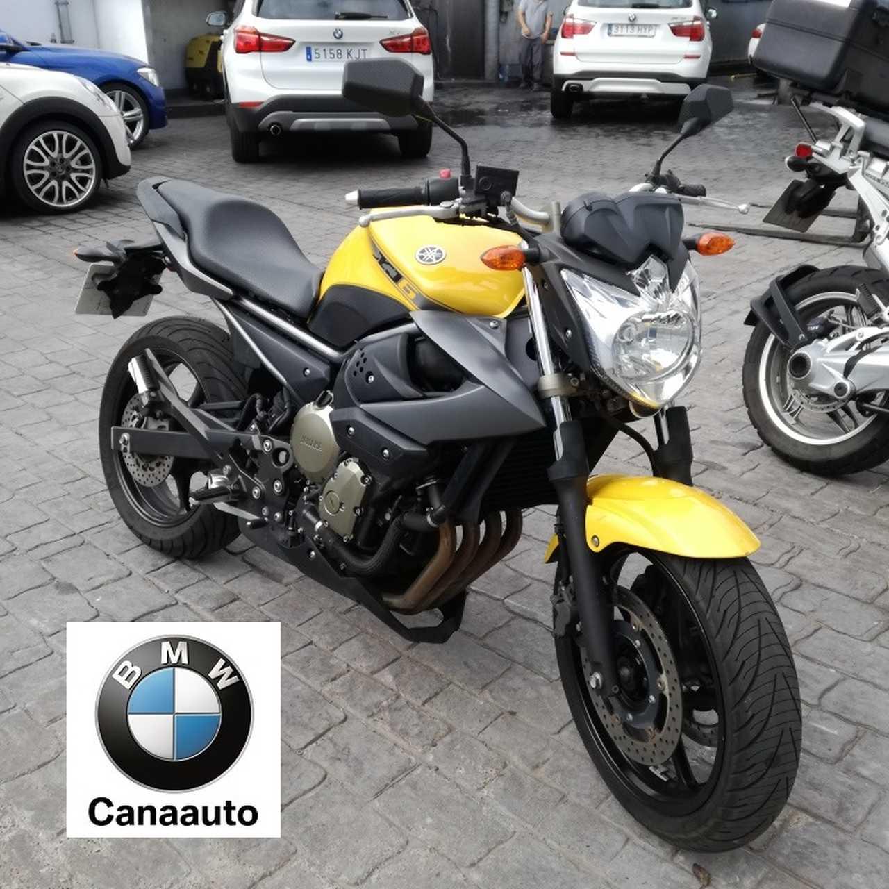 Yamaha XJ 600 N XJ-6N  - Foto 1