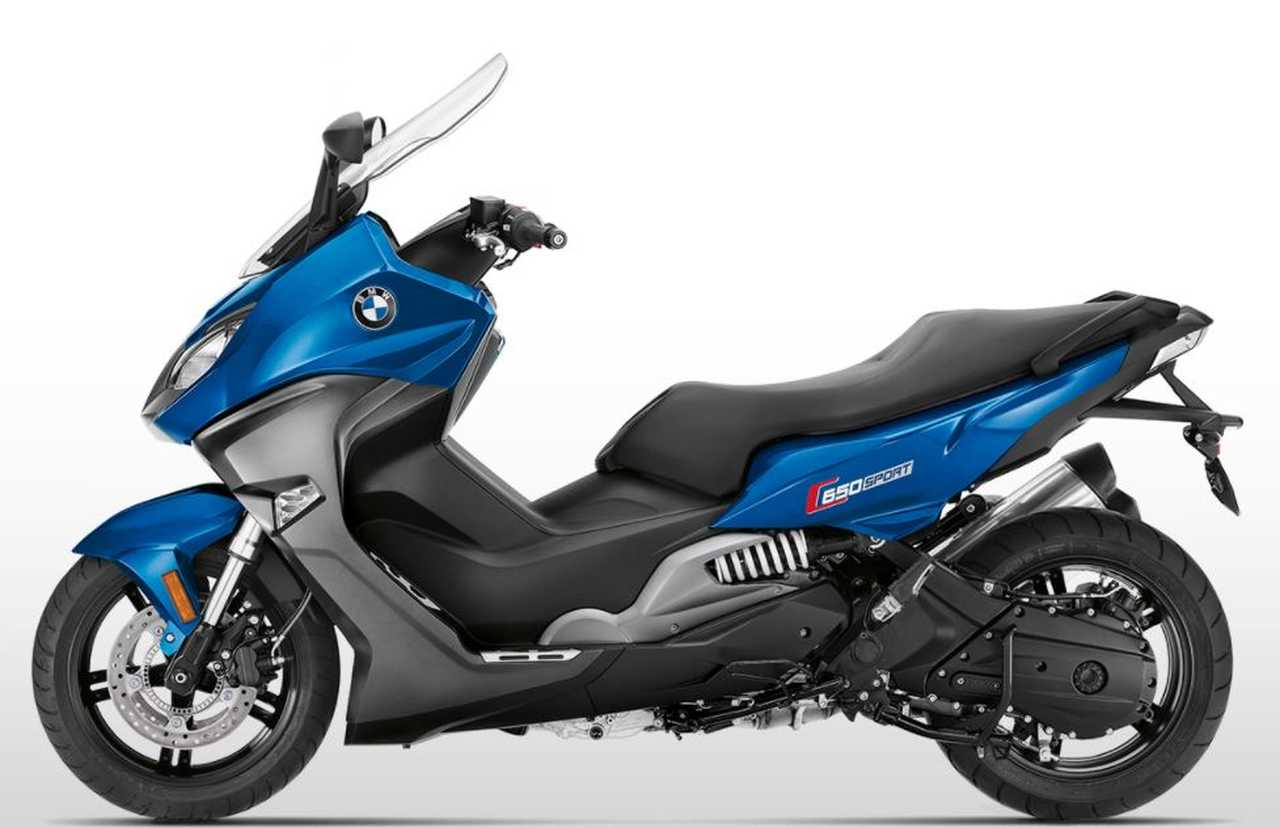 BMW C650SPORT SCOOTER  - Foto 1