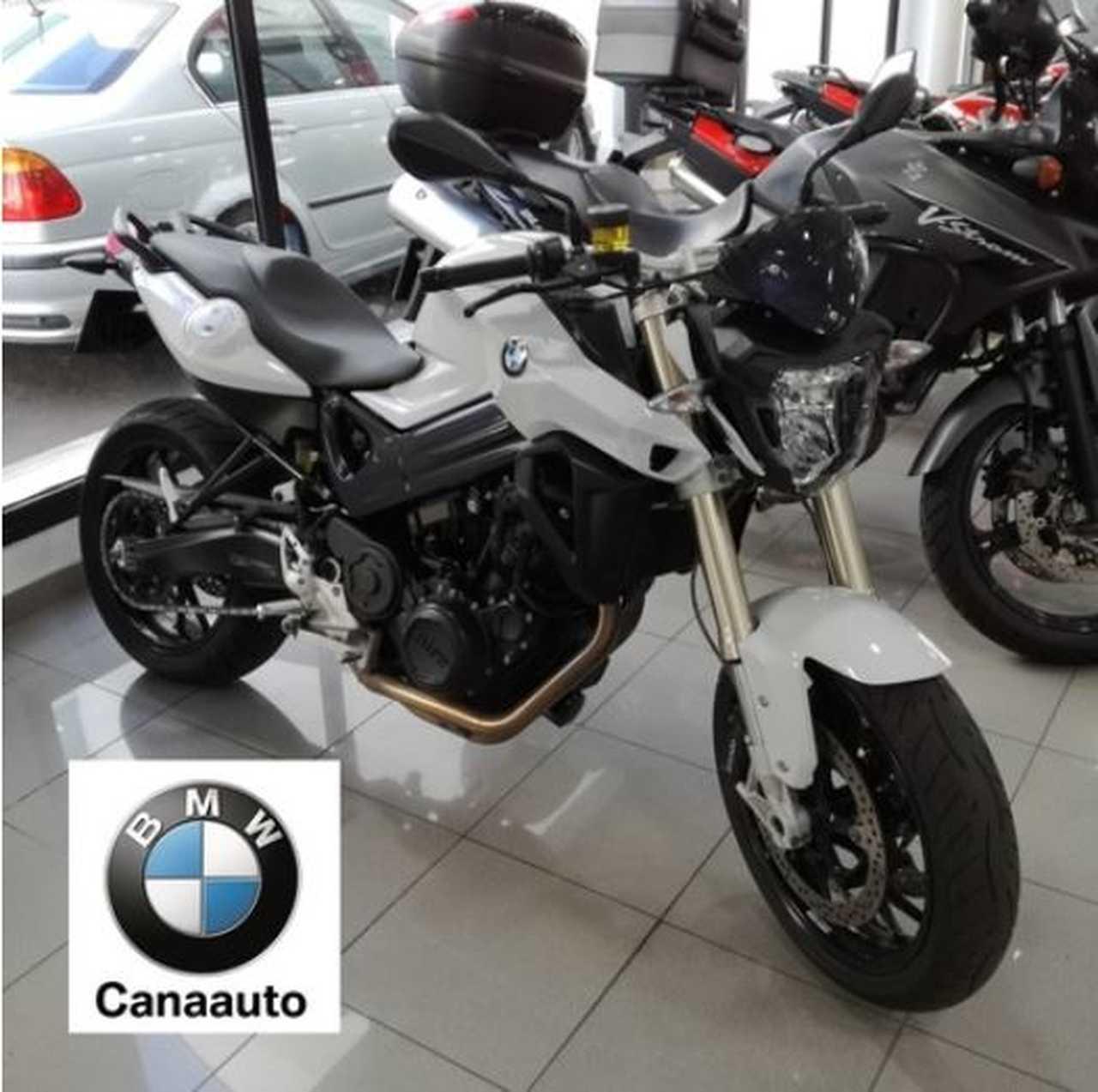 BMW F 800 R   - Foto 1