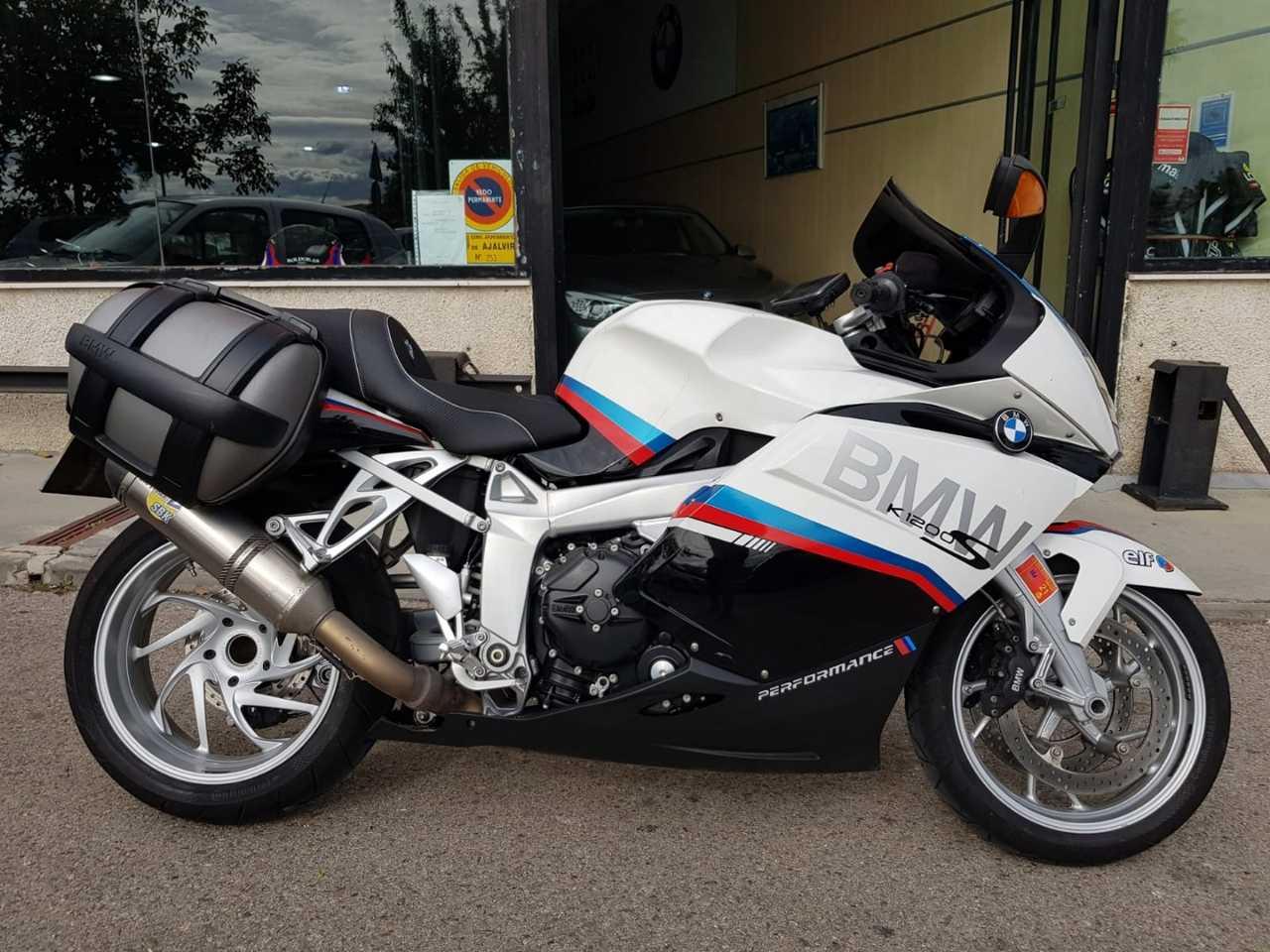 BMW K 1200 S   - Foto 1