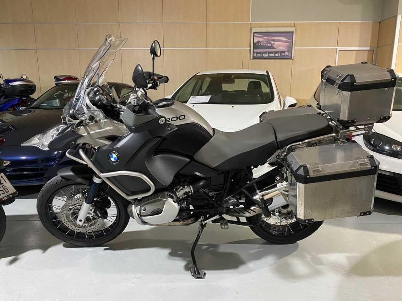 BMW R 1200 GS Adventure   - Foto 1