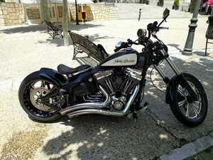 Harley-Davidson Softail  Rocker C  - Foto 11