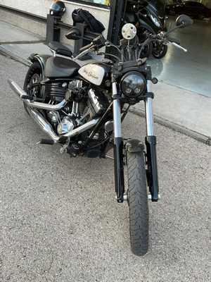 Harley-Davidson Softail  Rocker C  - Foto 16