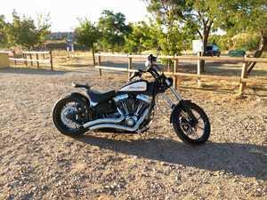 Harley-Davidson Softail  Rocker C  - Foto 8