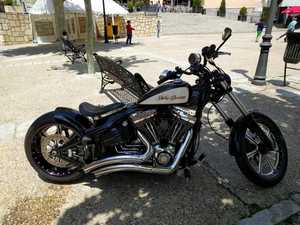 Harley-Davidson Softail  Rocker C  - Foto 12