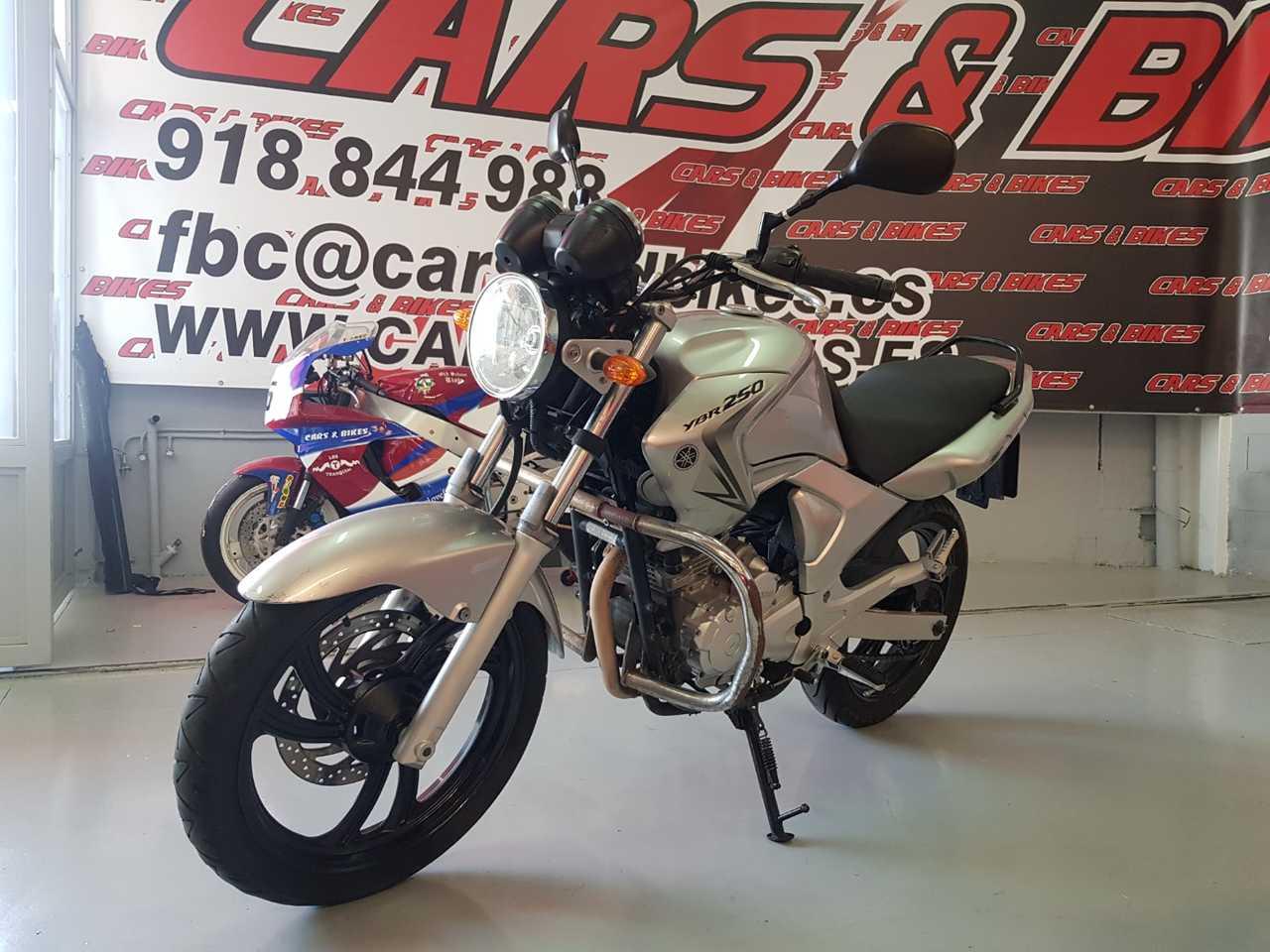 Yamaha YBR 250 YBR 250  - Foto 1