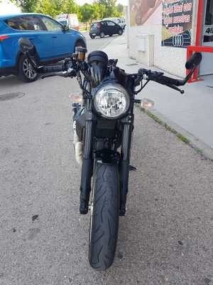 Ducati Scrambler Café Racer  - Foto 13