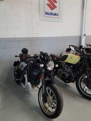 Ducati Scrambler Café Racer  - Foto 22