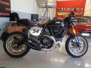 Ducati Scrambler Café Racer  - Foto 18
