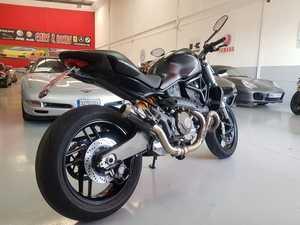 Ducati Monster 821 DARK  - Foto 4