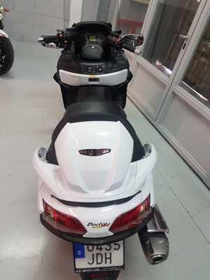 Suzuki Burgman 650   - Foto 14