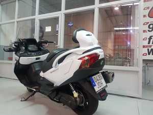 Suzuki Burgman 650   - Foto 4