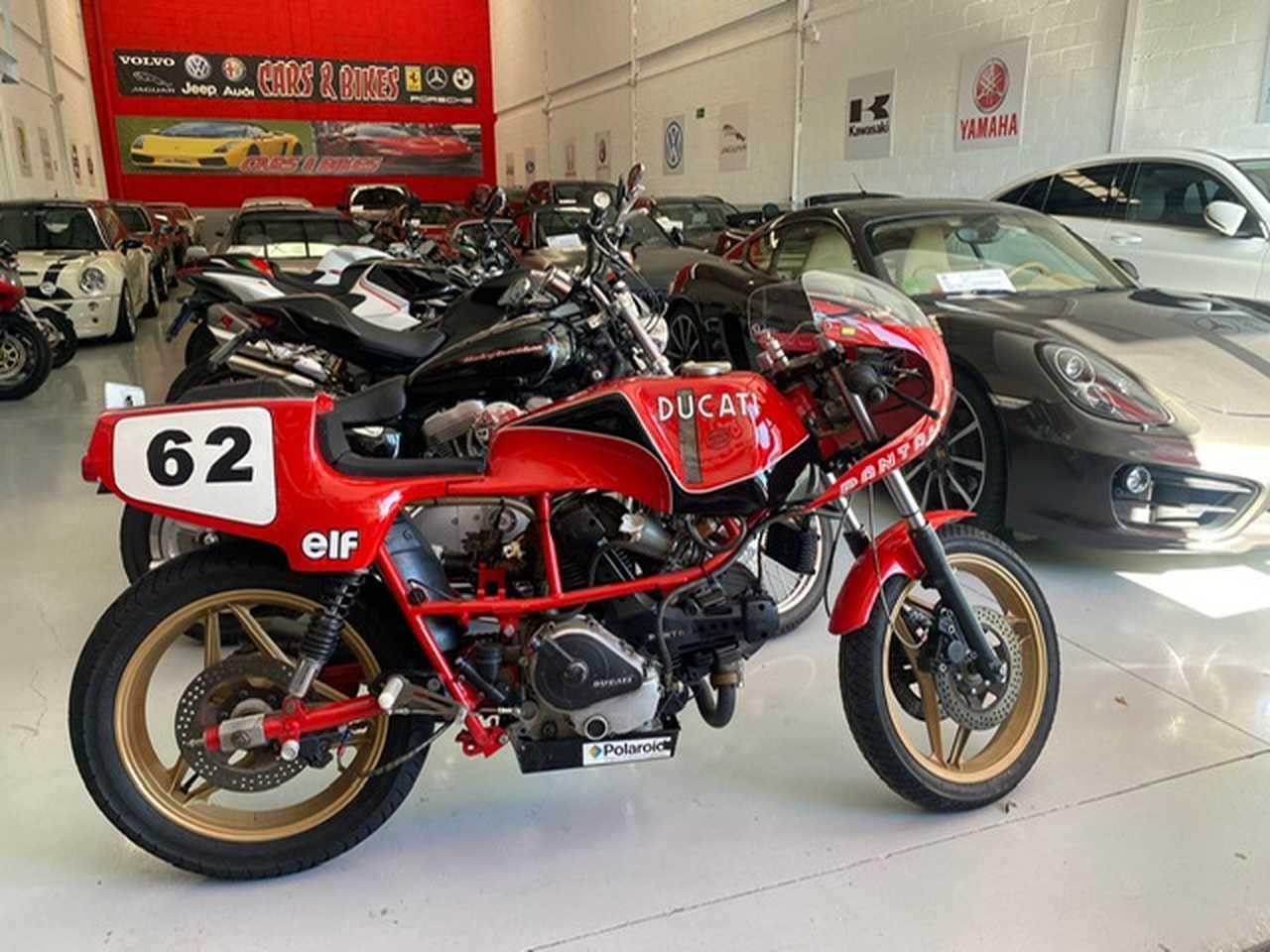 Ducati Otros  PANTAH 750 RACING  - Foto 1